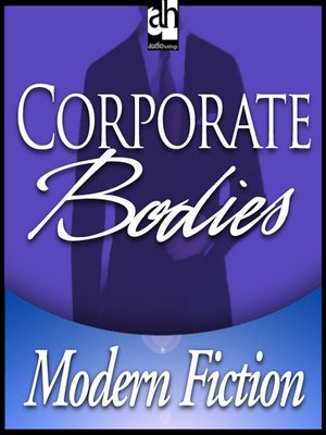 cover image of Corporate Bodies