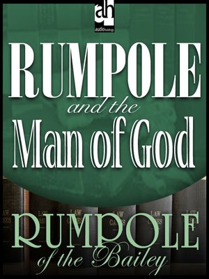 cover image of Rumpole and the Man of God