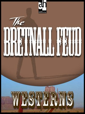 cover image of The Bretnall Feud