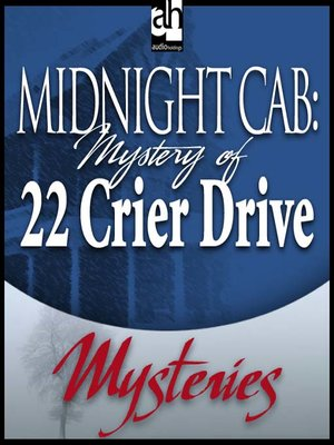cover image of Mystery of 22 Crier Drive