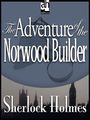 cover image of The Adventure of the Norwood Builder