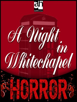 cover image of A Night in Whitechapel