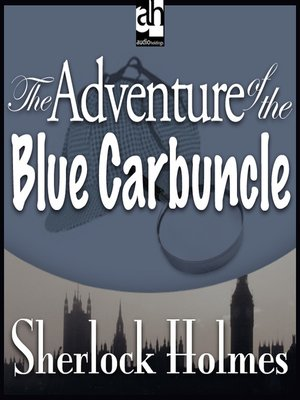 cover image of The Adventure of the Blue Carbuncle