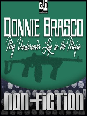 cover image of Donnie Brasco