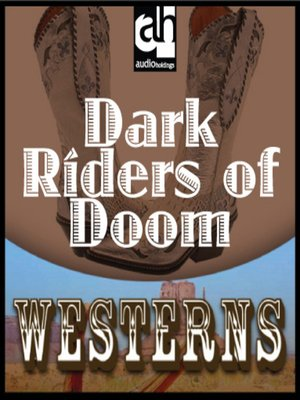 cover image of Dark Riders of Doom