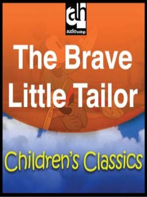 cover image of The Brave Little Tailor