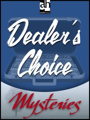 cover image of Dealer's Choice