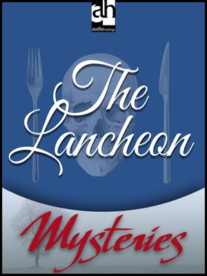 cover image of The Luncheon