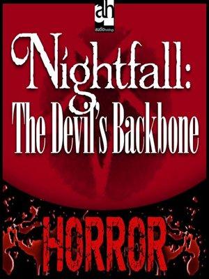 cover image of The Devil's Backbone