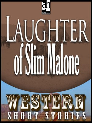 cover image of Laughter of Slim Malone