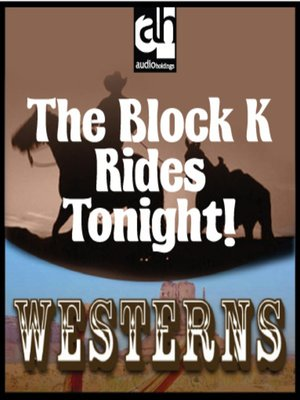 cover image of The Block K Rides Tonight!