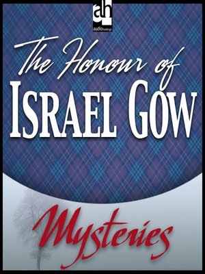 cover image of The Honour of Israel Gow