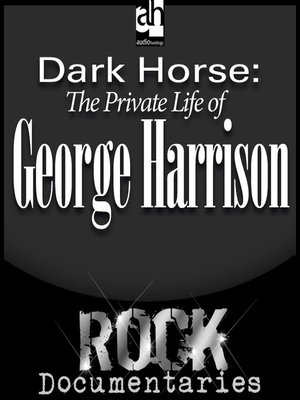 cover image of Dark Horse