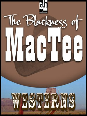 cover image of The Blackness of MacTee