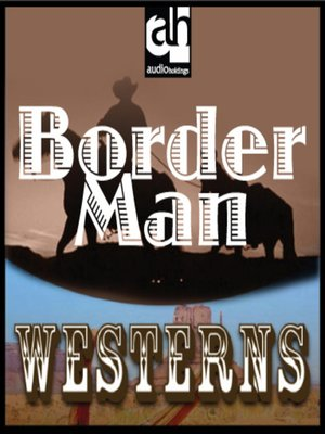 cover image of Border Man