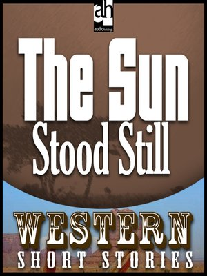 cover image of The Sun Stood Still