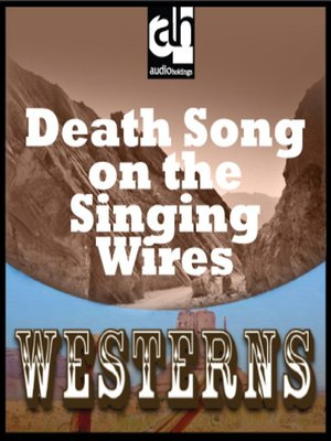 cover image of Death Song on the Singing Wires