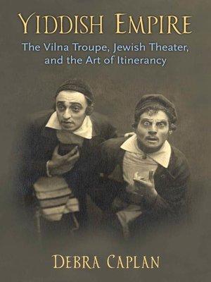 cover image of Yiddish Empire