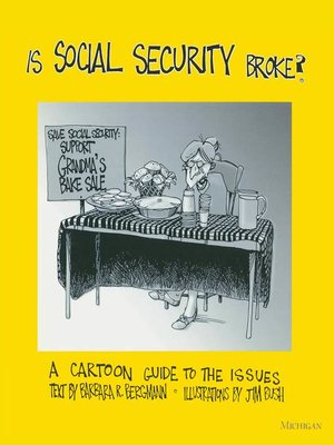 cover image of Is Social Security Broke?