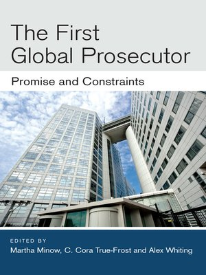 cover image of First Global Prosecutor