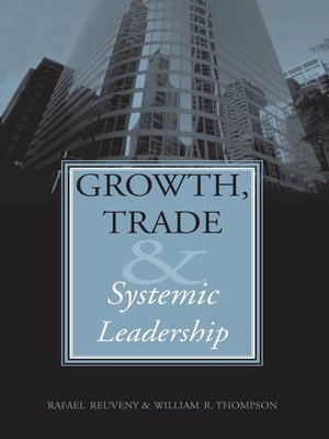 cover image of Growth, Trade, and Systemic Leadership