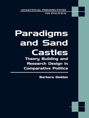 cover image of Paradigms and Sand Castles