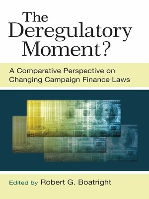 cover image of Deregulatory Moment?