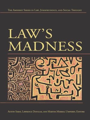 cover image of Law's Madness