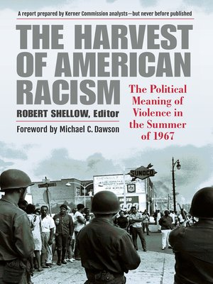 cover image of Harvest of American Racism