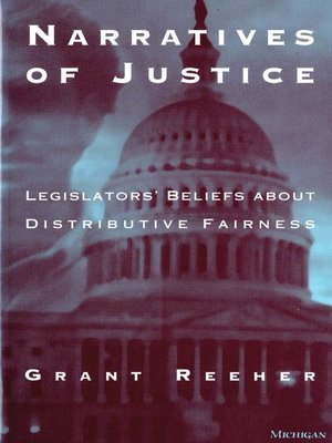 cover image of Narratives of Justice
