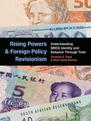 cover image of Rising Powers and Foreign Policy Revisionism