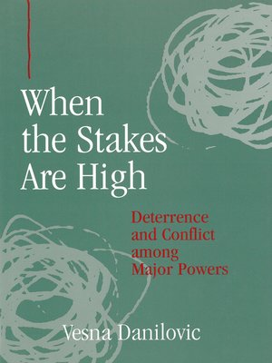 cover image of When the Stakes Are High