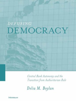 cover image of Defusing Democracy