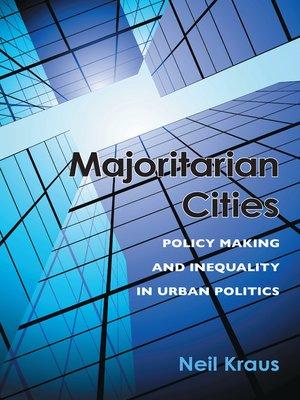 cover image of Majoritarian Cities
