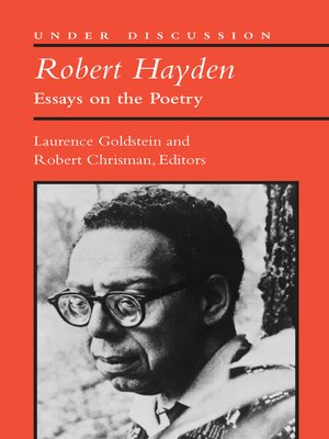 cover image of Robert Hayden