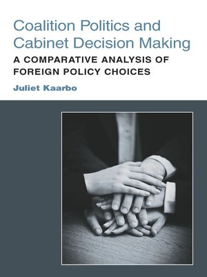 cover image of Coalition Politics and Cabinet Decision Making