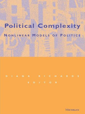 cover image of Political Complexity