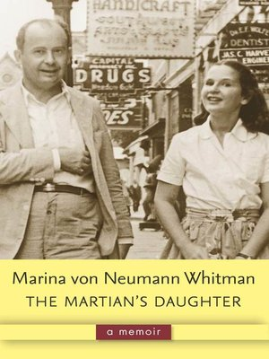 cover image of Martian's Daughter
