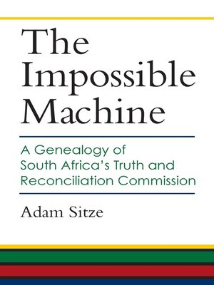 cover image of Impossible Machine
