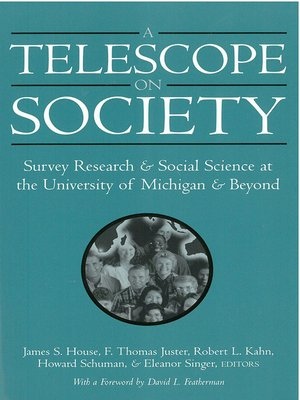 cover image of Telescope on Society