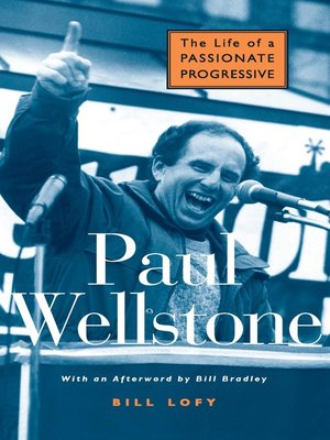 cover image of Paul Wellstone