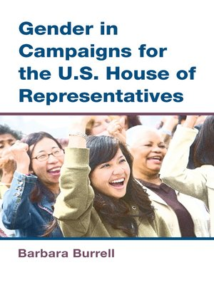 cover image of Gender in Campaigns for the U.S. House of Representatives