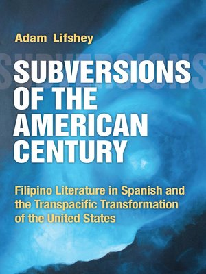 cover image of Subversions of the American Century