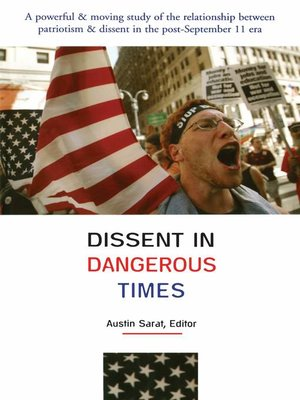 cover image of Dissent in Dangerous Times