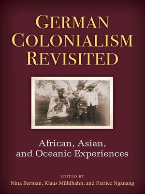 cover image of German Colonialism Revisited
