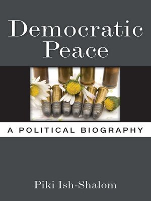 cover image of Democratic Peace