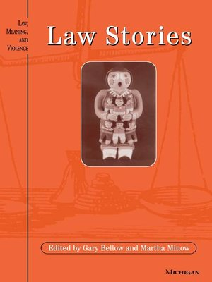 cover image of Law Stories