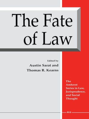 cover image of Fate of Law