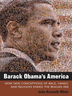cover image of Barack Obama's America