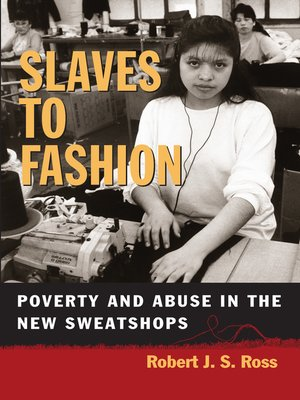 cover image of Slaves to Fashion